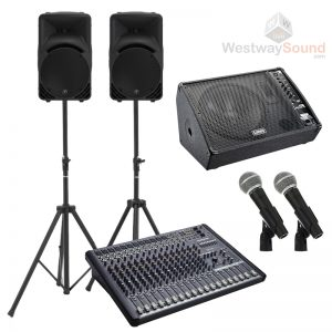 Band Package 800W