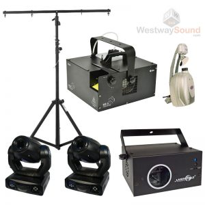 DJ Lighting Package 4