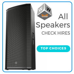 Hire Speakers Rent London