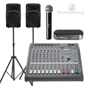 Conference Package 800W