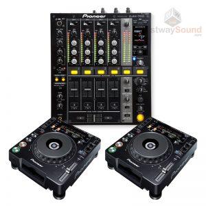 Pioneer CDJ 1000MK3 Package (non USB)