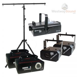 DJ Lighting Package 3