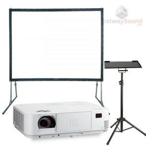 projector rental in london