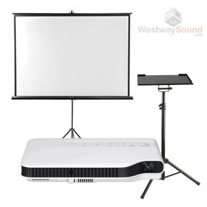 Projector Package Silver