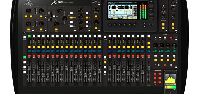behringer hire shop london