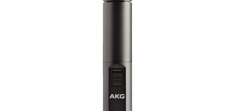 condenser mic hire