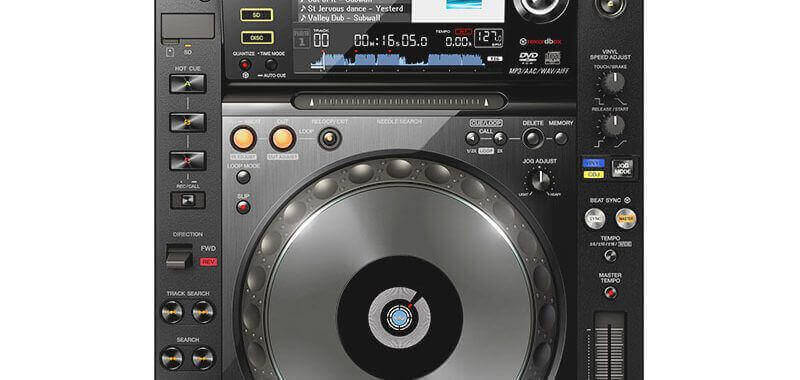 hire cdj nexus london
