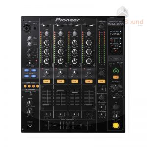 Pioneer DJM800 4 Channel Mixer