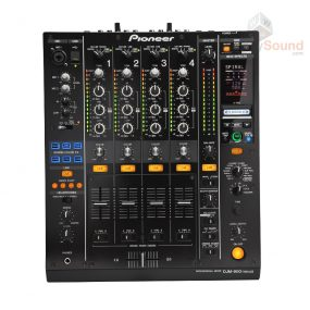 pioneer mixing desk hire