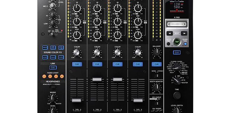 dj mixer pro hire