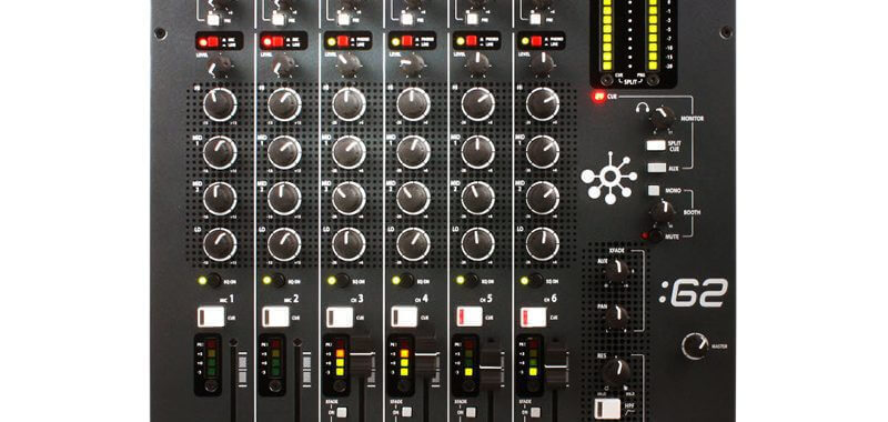 allen heath mixer hire