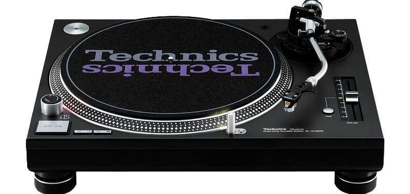 Technics 1210 Turntable