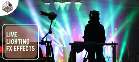 lighting system hire