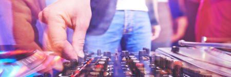 dj mixer hire